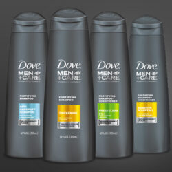 Pamper Your Man's Hair with Dove Men+Care