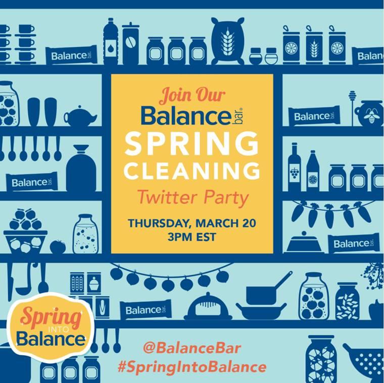 Balance Bar Twitter Chat