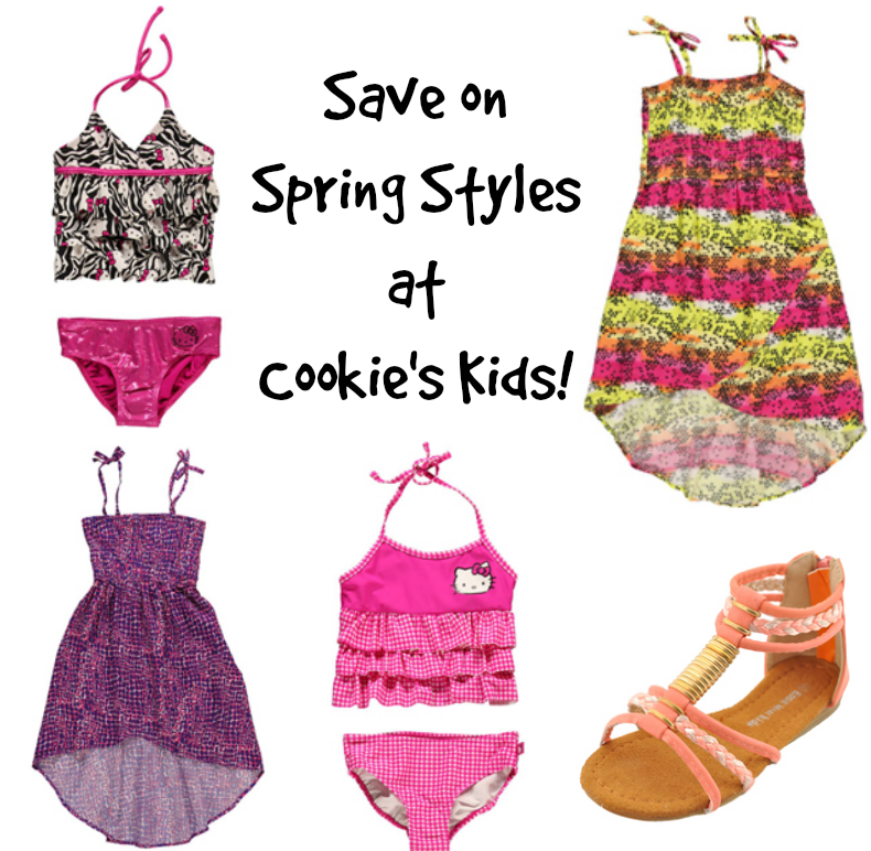 Cookie's Kids Spring Styles