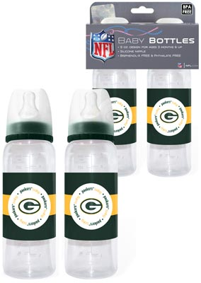 Baby Fanatic Packers Bottle