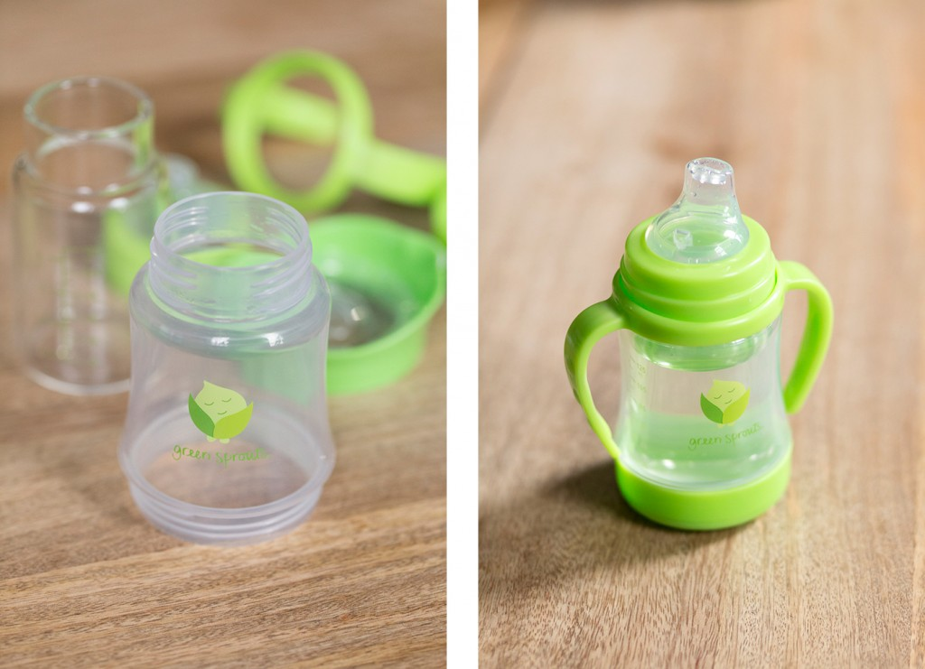 Sprout cups