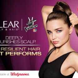 Get Hair that Performs with Clear Scalp & Hair + Free Song Downloads