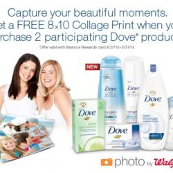 Embrace Real Beauty + Save on Dove Products at Walgreens