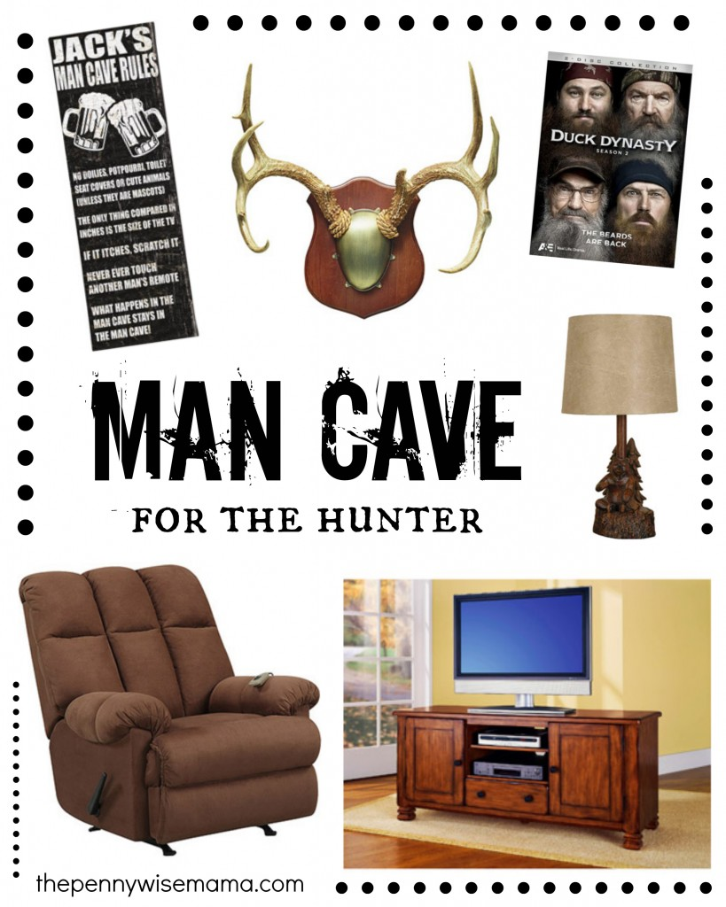 Best Man Cave Gifts : A man cave the perfect father s day gift pennywisemama