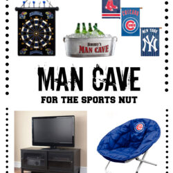 A Man Cave – The Perfect Father's Day Gift