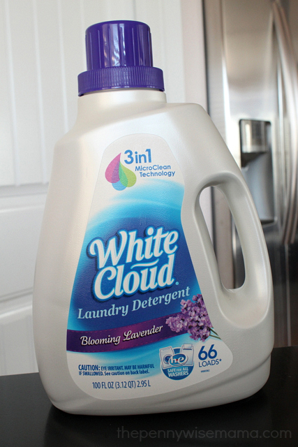 White cloud laundry detergent review coupon the for How to get spaghetti sauce out of a white shirt