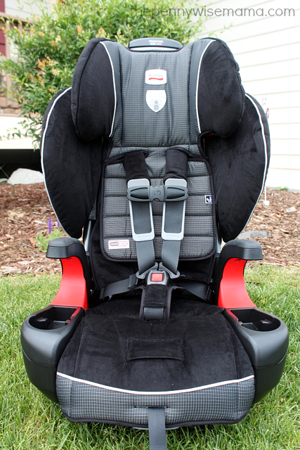 Britax Frontier 90 Ultimatecomfort Series Car Seat Review