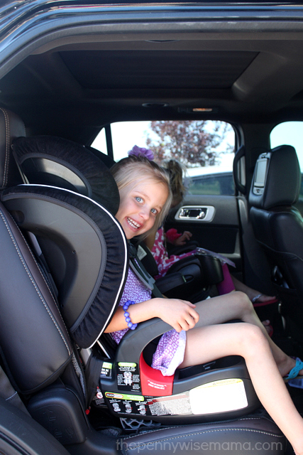 Britax Frontier 90 Car Seat