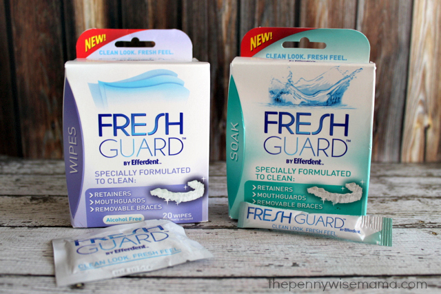 Get Mouthguards & Retainers Sparkly Clean with Fresh Guard™ by ...