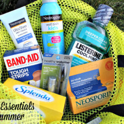 Save on Healthy Essentials Products for Summer
