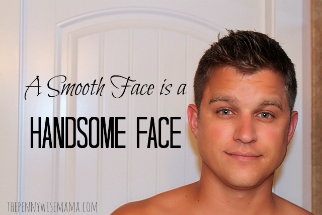 A Smooth Face is a Handsome Face with the Gillette FlexBall Razor