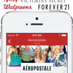 Shopular Mobile App: Get Awesome Deals & Coupons Sent to Your Device for Free