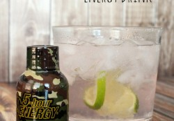Sparkling Sour Apple Energy Drink with 5-hour ENERGY shot