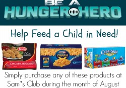 Be a Hunger Hero - Help Feed a Child in Need