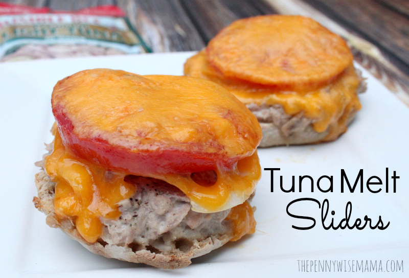 how to make a tuna melt