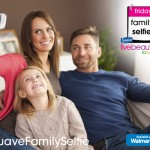 Suave Family Selfie Sweepstakes: Take a Family Selfie & Win!