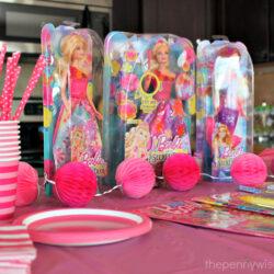 Barbie and the Secret Door – DVD Release & Party Fun!