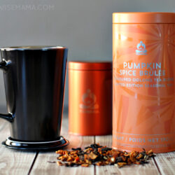 Indulge this Fall with Teavana Seasonal Favorites