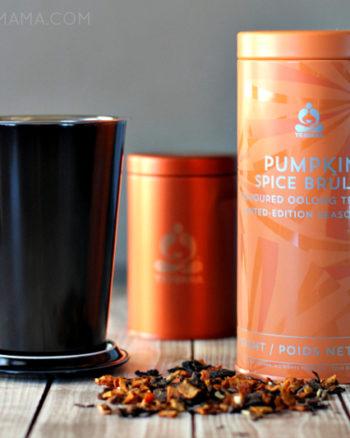 Teavana Seasonal Tea