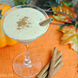 Pumpkin Martini Recipe