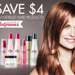 The Key to Healthy, Beautiful Hair + $4 off NEXXUS Coupon #Nexxus2XLonger