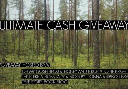 $750 Ultimate Cash Giveaway