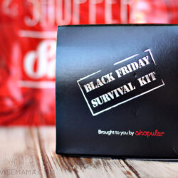 Black Friday Survival Kit
