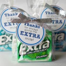 Give Extra this Holiday Season – Gift Idea + Free Printable Tag