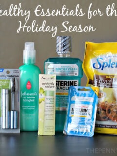 Healthy Essentials for the Holiday Season