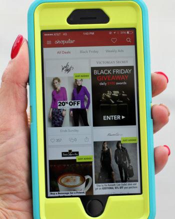 Shopular Mobile Coupon App