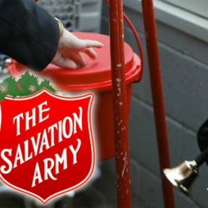 Give Back with The Salvation Army's Red Kettle Campaign