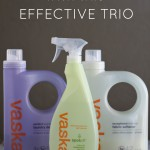 Fight laundry with this effective trio from Vaska