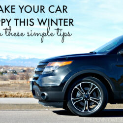 5 Tips to Make Your Car Happy this Winter