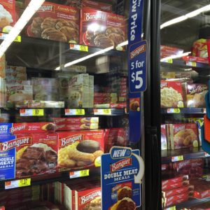 Stock Up on Banquet Dinners at Walmart – Only $0.80 Each through 2/24!