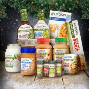 Wild Oats Authentic & Affordable Organic Products {Review & Giveaway}