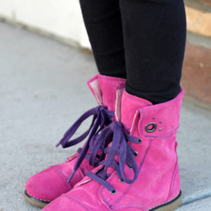 Pediped Girls Flex Leather Boots Review