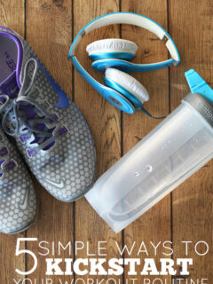 5 Simple Ways to Kickstart Your Workout Routine