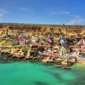 Popeye Village: A Malta Attraction That Children Will Love