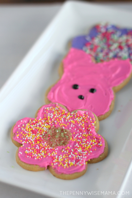 Fun & Easy Spring Cookies Using Nestle Rolled & Ready Cookie Dough
