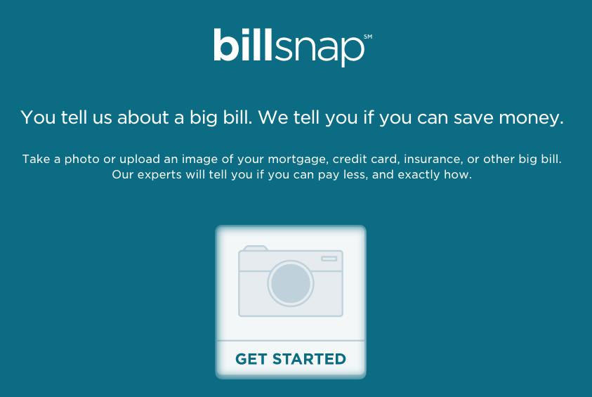 Save Money with Cinch Financial Billsnap