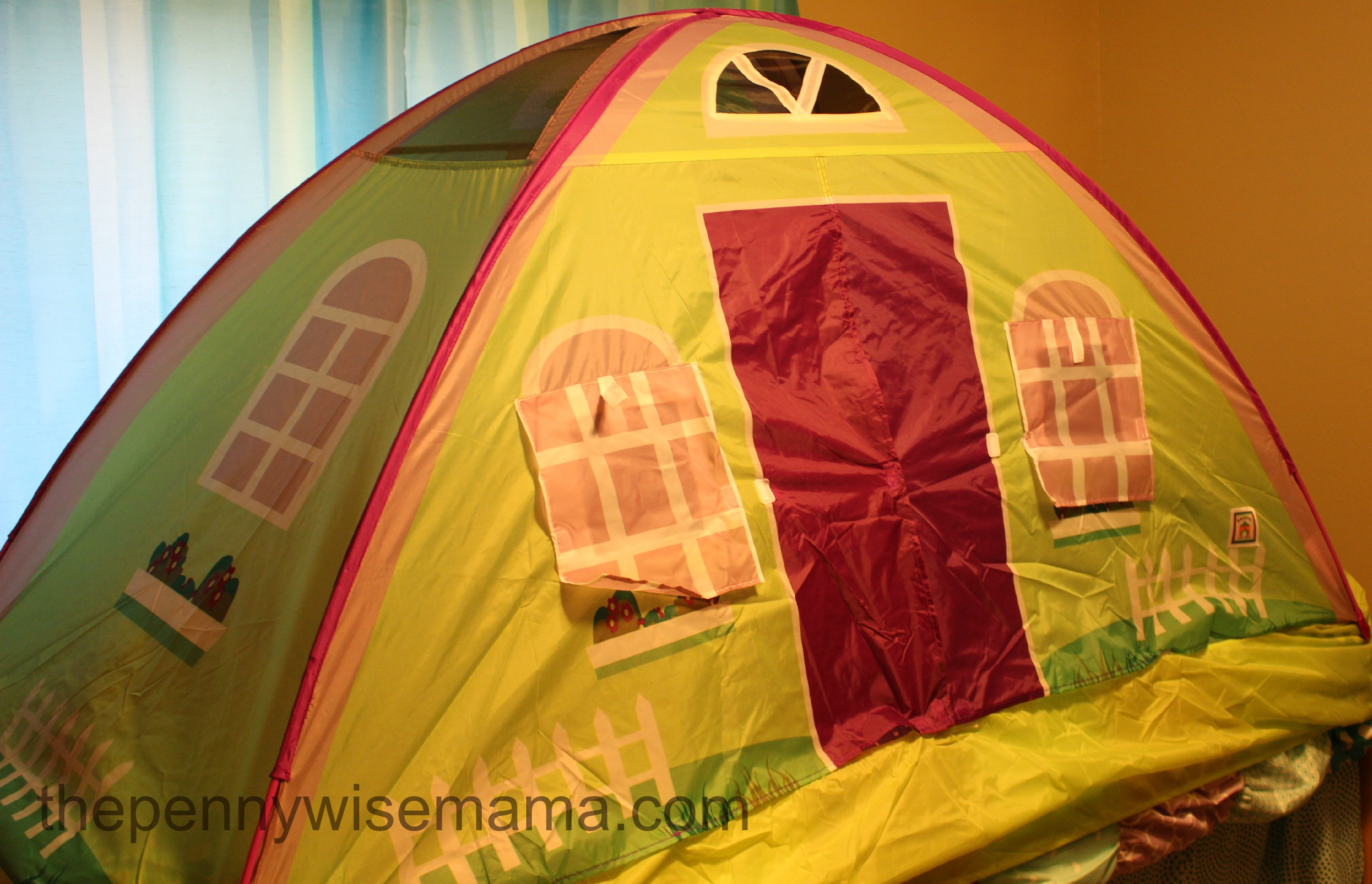 Cottage Bed Tent by Pacific Play Tents : play tents for beds - memphite.com