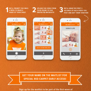 Create a Time Lapse Video of Your Child with Blinkbuggy