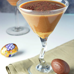 Caramel Martini Recipe