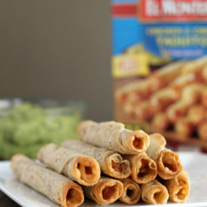 Celebrate Cinco de Mayo with El Monterey Taquitos