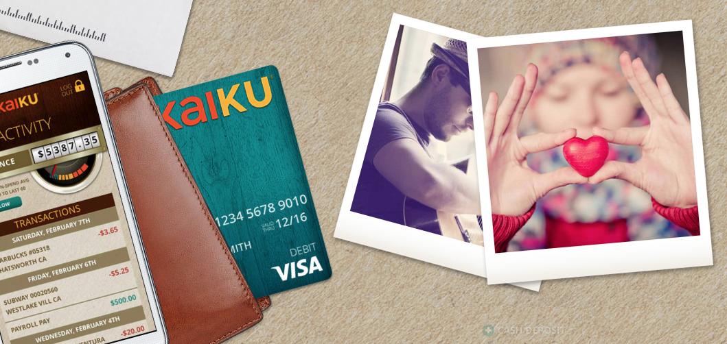 kaiku visa prepaid card - Kaiku Prepaid Card