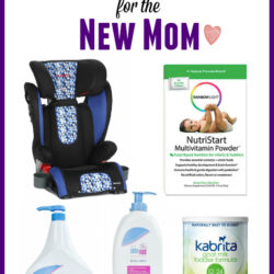 Mother's Day Gift Ideas for the New Mom