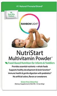 Rainbow Light NutriStart Multivitamin Powder