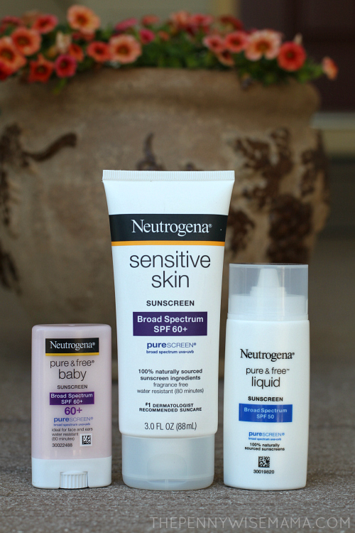 Protect Your Sensitive Skin this Summer with Neutrogena
