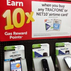 Save on Prepaid Wireless Cards at Safeway + Earn 10x Fuel Rewards!