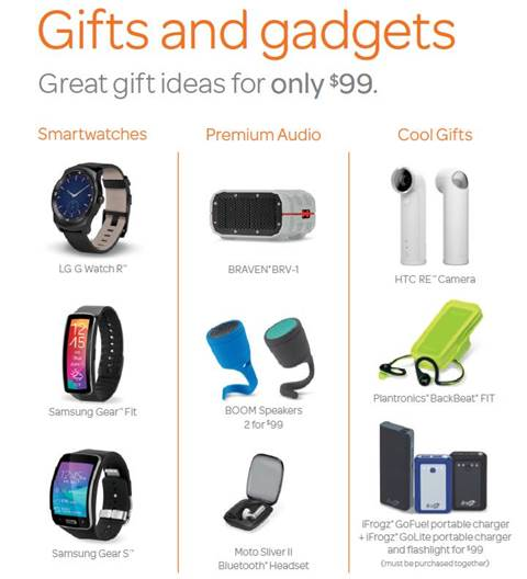 Father's Day Gift Ideas for Only $99 at AT&T